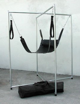 4 point sling stand