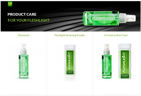 BYO Fleshlight Add-On Fleshwash