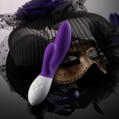 lelo ina review getting intimate with this rabbit vibrator