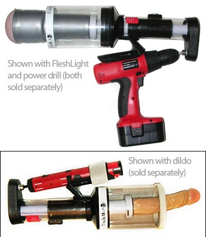 Power Tool Sex Toys