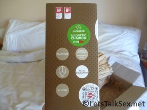 badges on cobra libre package