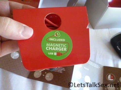 cobra libre magnetic charger