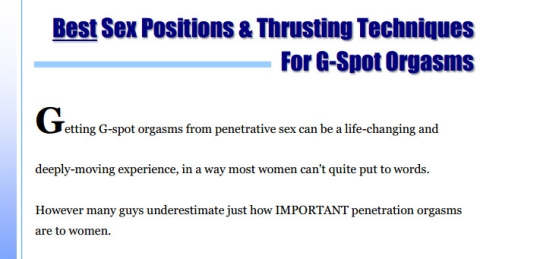 quote from G-Spot mastery ebook