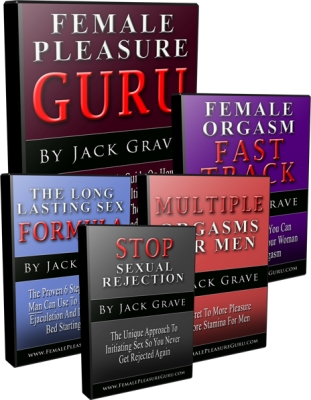 Screenshot of the Female Pleasure Guru program