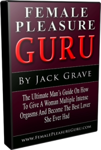 Female Pleasure Guru ebook cover