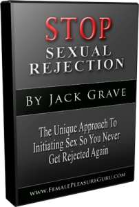 Stop Sexual Rejection eBook Cover