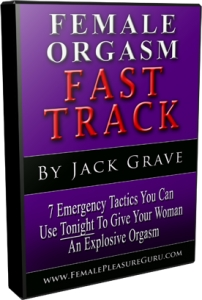 Female Orgasm Fast Track eBook Cover