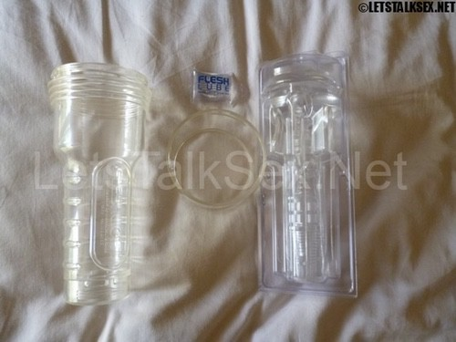 fleshlight ice case sleeve lube