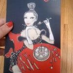 g-vibe art card