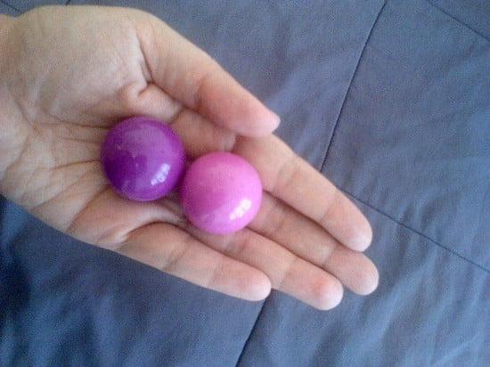 Geisha balls