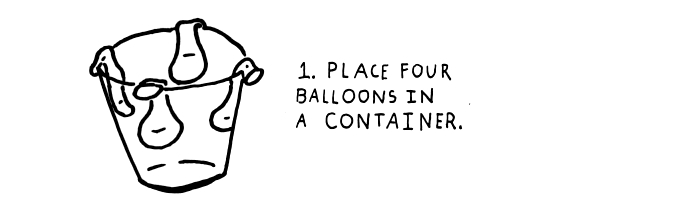 step-1-place-four-balloons-in-a-container
