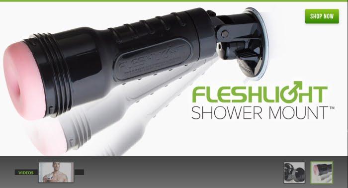 shower-mount