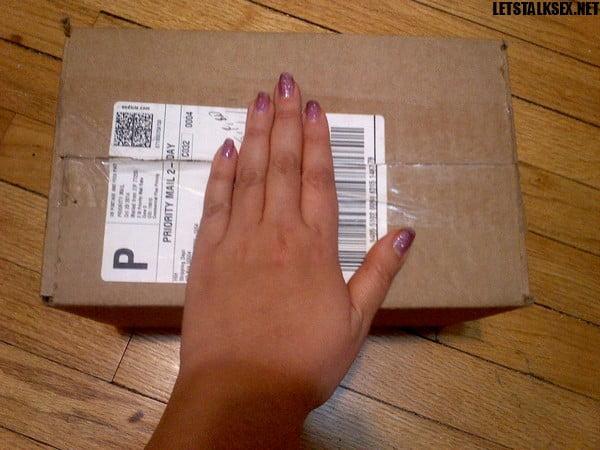 anonymous aneros box