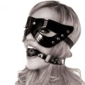 fetish fantasy masquerade mask ball gag