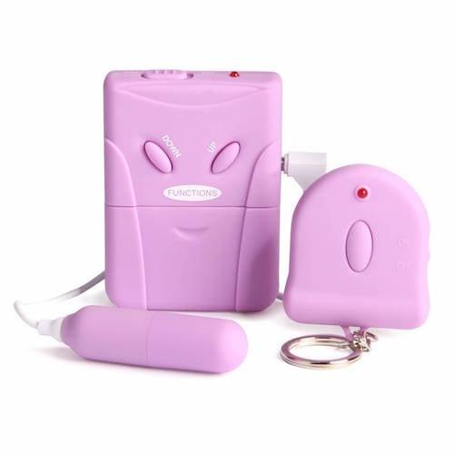 cupids perfect remote control bullet vibrator