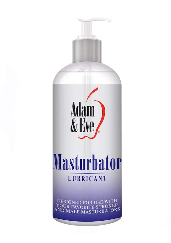 adam and eve masturbator lube