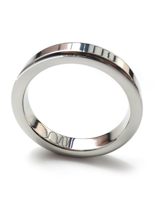 Stainless Steel Heavy Duty Cock Ring