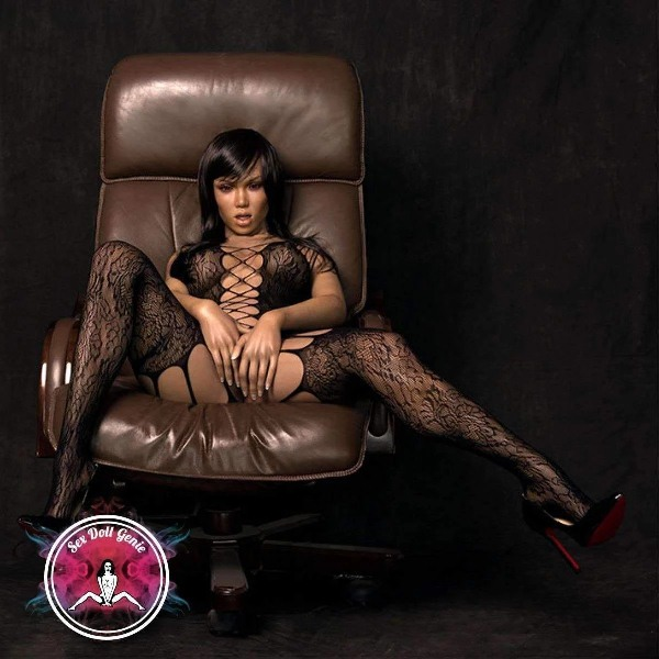 Tyra black sex doll