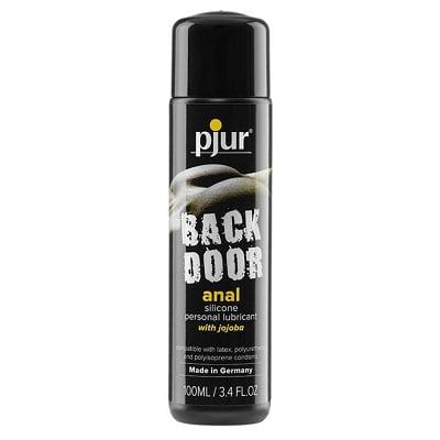 Pjur Back Door Silicone Anal Lubricant 3.4 Fl Oz