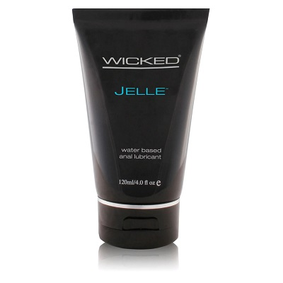 Wicked Anal Jelle Lubricant