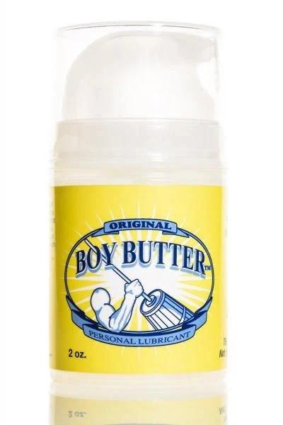 Butter Coconut Oil