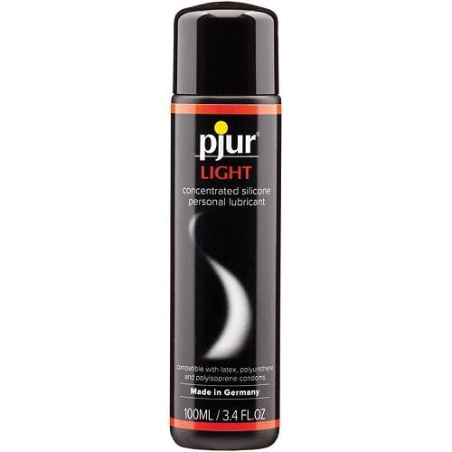 Pjur Light Silicone Personal Lubricant 3.4 Oz