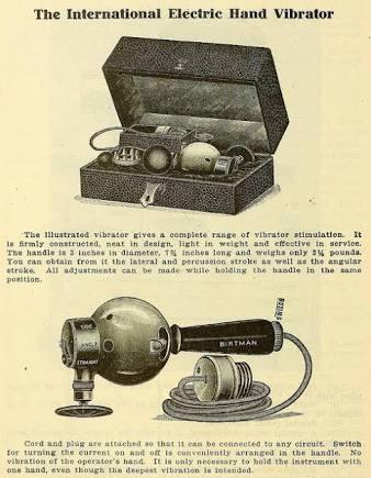 first vibrator