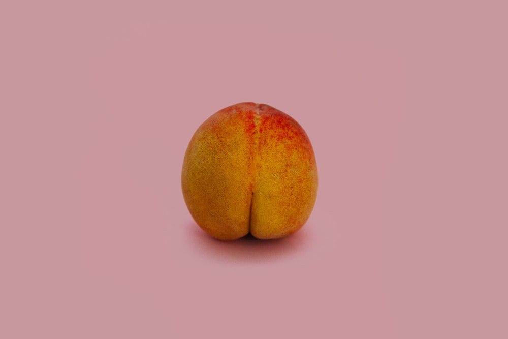 butt peach