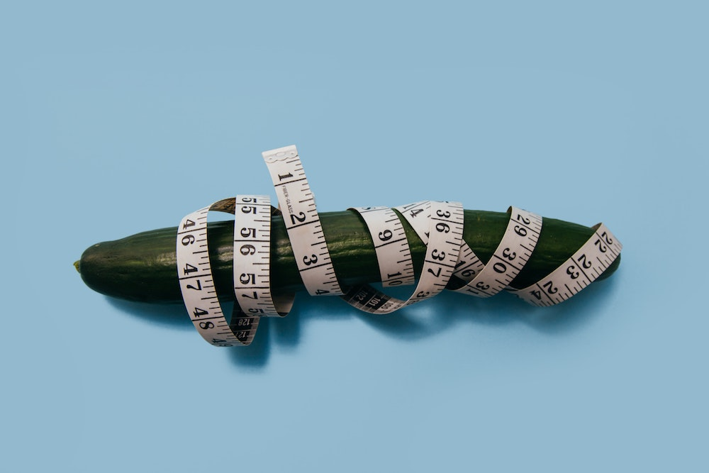 cucumber measured