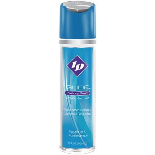 id glide water based lube