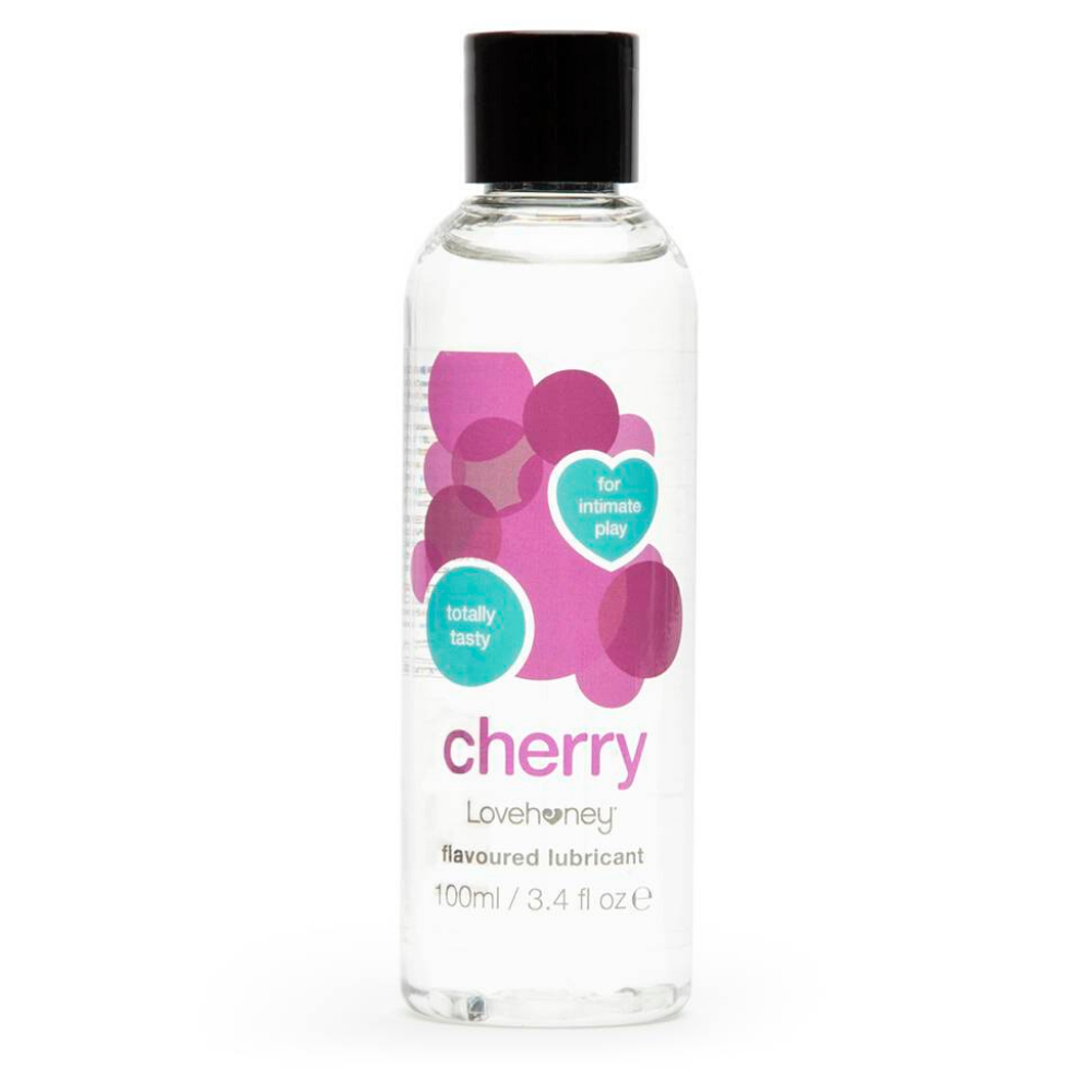 Lovehoney Cherry Flavored Lubricant