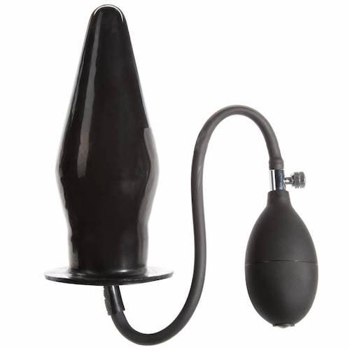 inflatable butt plug