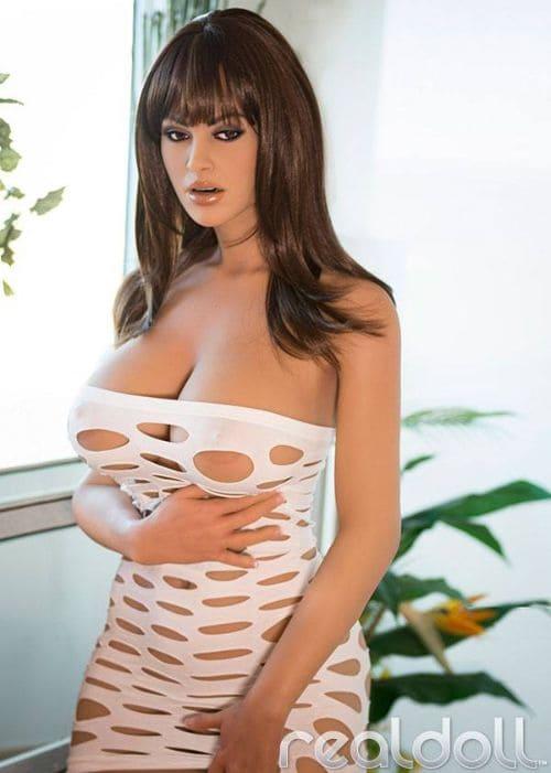 stephanie realistic doll