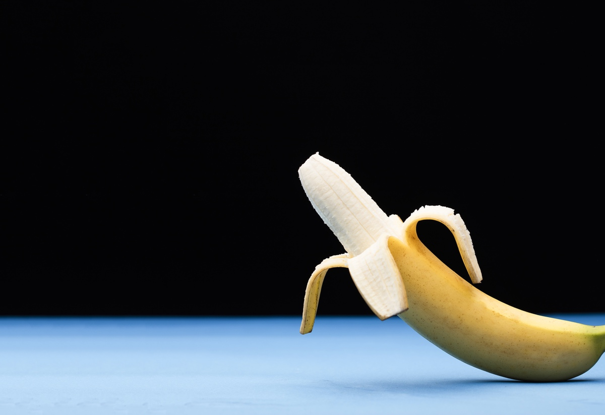 Large banana foodporn