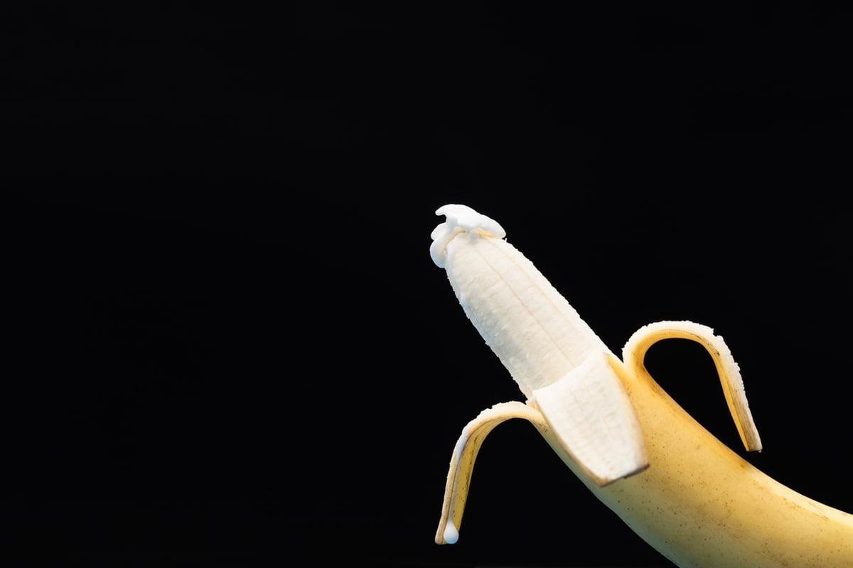 Penis sperm ejaculation