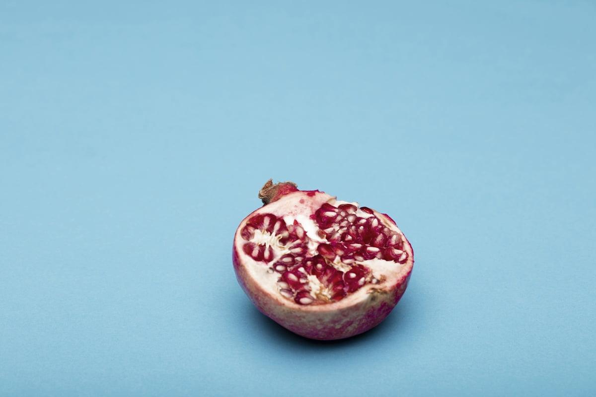 pomegranade yonic