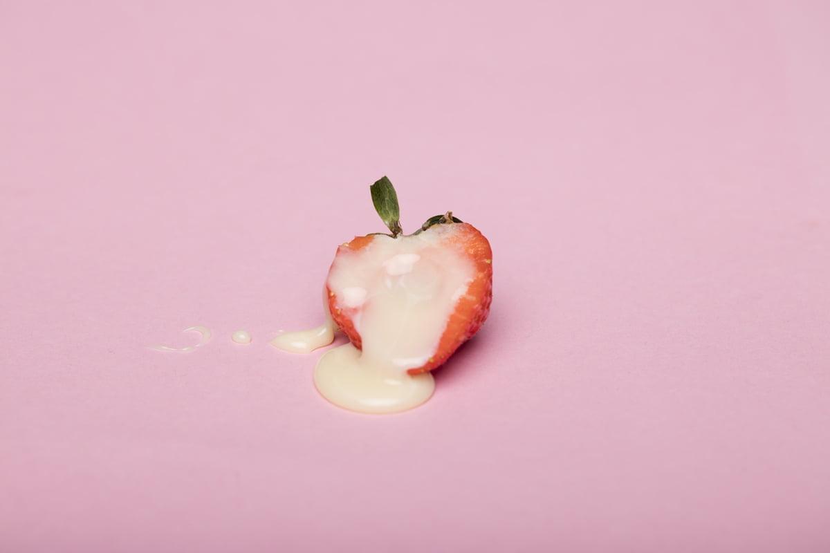 strawberry creamy