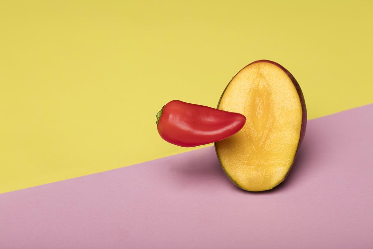 unporn sex art mango
